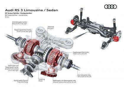 2022 Audi RS3 sedan 105