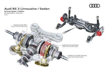2022 Audi RS3 sedan 106