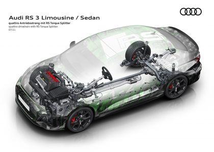2022 Audi RS3 sedan 111