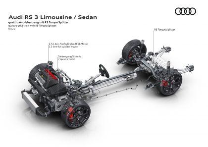 2022 Audi RS3 sedan 113