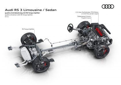 2022 Audi RS3 sedan 114