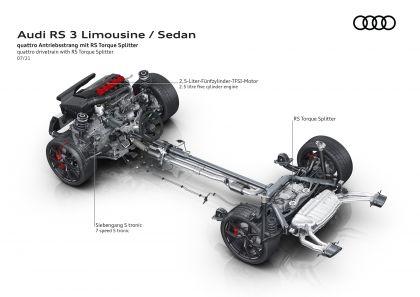 2022 Audi RS3 sedan 116