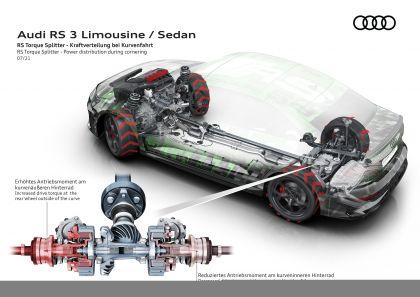 2022 Audi RS3 sedan 117