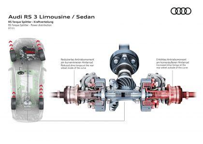 2022 Audi RS3 sedan 118