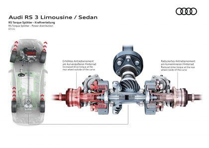 2022 Audi RS3 sedan 119