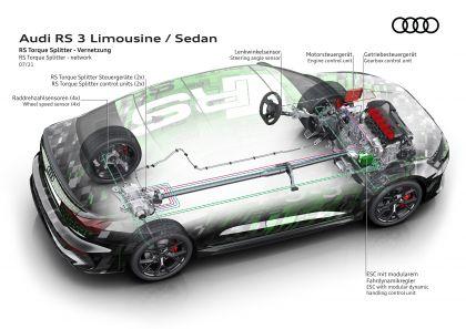 2022 Audi RS3 sedan 121