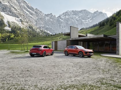 2022 Porsche Macan GTS 3