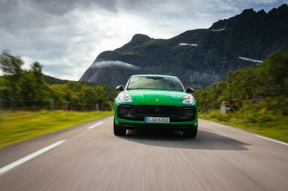 2022 Porsche Macan GTS 100