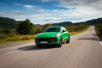 2022 Porsche Macan GTS 101