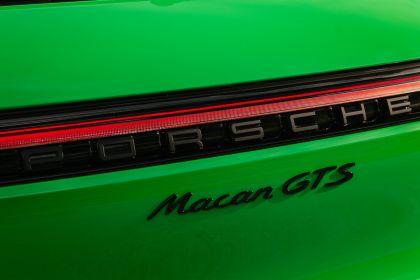 2022 Porsche Macan GTS 122