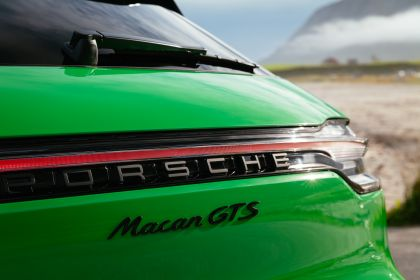 2022 Porsche Macan GTS 123