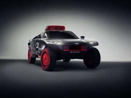 2022 Audi RS Q e-tron Dakar Rally 1