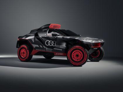 2022 Audi RS Q e-tron Dakar Rally 2