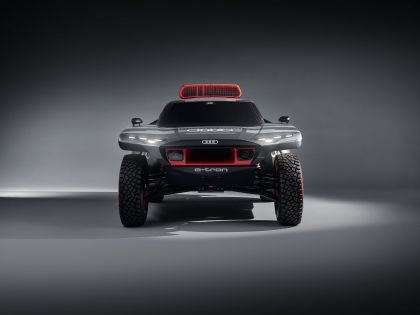 2022 Audi RS Q e-tron Dakar Rally 6
