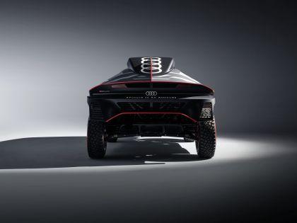2022 Audi RS Q e-tron Dakar Rally 7