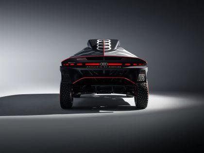 2022 Audi RS Q e-tron Dakar Rally 8