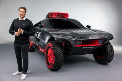 2022 Audi RS Q e-tron Dakar Rally 10