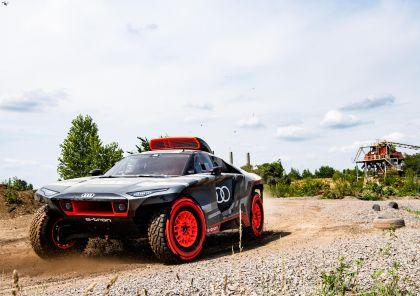 2022 Audi RS Q e-tron Dakar Rally 20