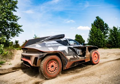 2022 Audi RS Q e-tron Dakar Rally 25