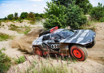 2022 Audi RS Q e-tron Dakar Rally 26
