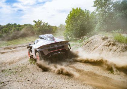 2022 Audi RS Q e-tron Dakar Rally 27