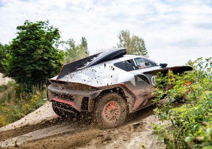 2022 Audi RS Q e-tron Dakar Rally 30