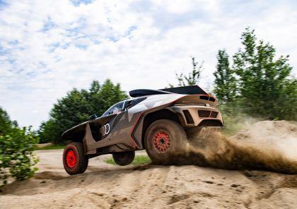 2022 Audi RS Q e-tron Dakar Rally 31