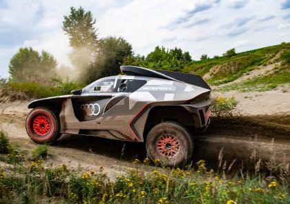 2022 Audi RS Q e-tron Dakar Rally 32