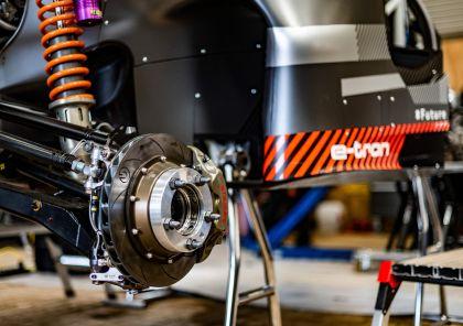 2022 Audi RS Q e-tron Dakar Rally 36