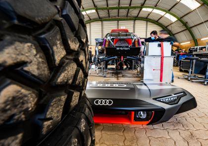 2022 Audi RS Q e-tron Dakar Rally 37