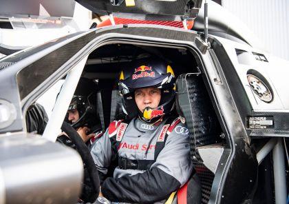 2022 Audi RS Q e-tron Dakar Rally 42