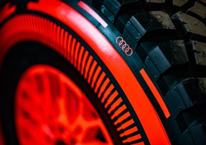2022 Audi RS Q e-tron Dakar Rally 46