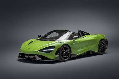 2022 McLaren 765LT spider 2