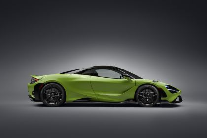 2022 McLaren 765LT spider 9
