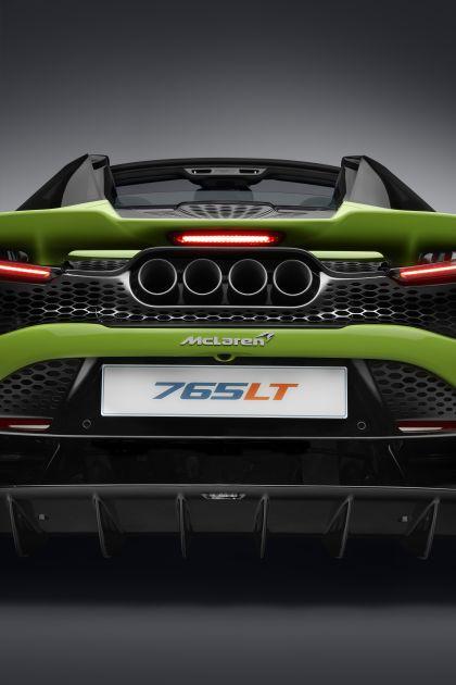 2022 McLaren 765LT spider 15