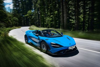 2022 McLaren 765LT spider 28