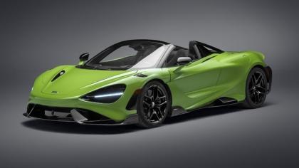2022 McLaren 765LT spider 5