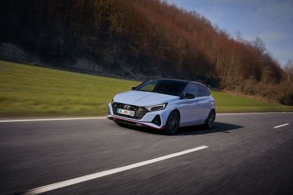 2021 Hyundai i20 N 13