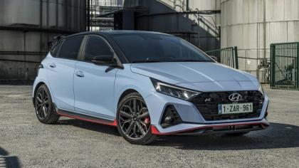 2021 Hyundai i20 N 5