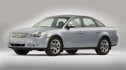 2008 Mercury Sable AWD 9