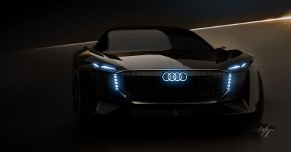2021 Audi Skysphere concept 23
