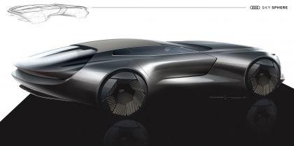 2021 Audi Skysphere concept 48