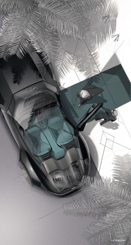 2021 Audi Skysphere concept 63