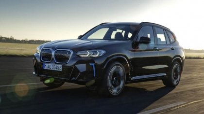 2022 BMW iX3 ( G08 ) 5