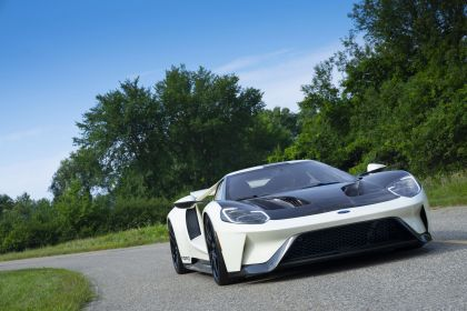 2022 Ford GT 1964 Heritage Edition 1