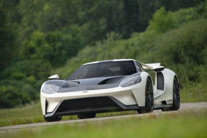 2022 Ford GT 1964 Heritage Edition 7