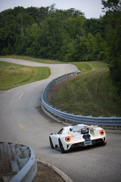 2022 Ford GT 1964 Heritage Edition 8