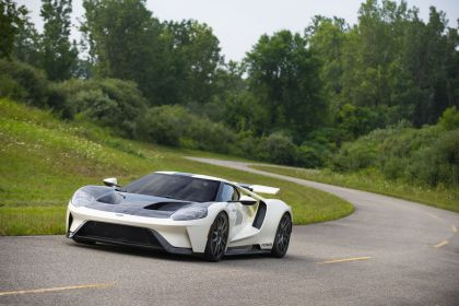 2022 Ford GT 1964 Heritage Edition 11