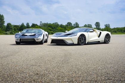 2022 Ford GT 1964 Heritage Edition 12