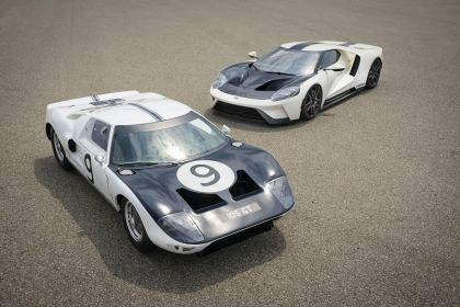 2022 Ford GT 1964 Heritage Edition 13